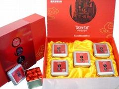 元生泰灵芝红茶,养胃保肝皇家礼茶,国家发明专利产品