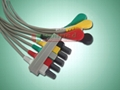 HP Philips ECG cable