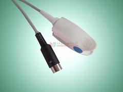 Datascope Adult Finger Clip Spo2 Sensor