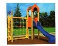 木制组合滑梯 - XSD043