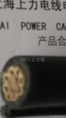 电动葫芦用电缆HR YR YRF YRFP