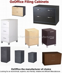OzOffice Filing Cabinets