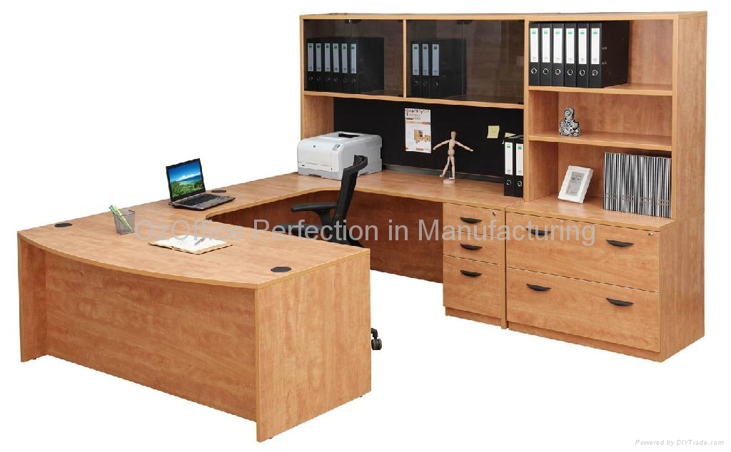 Superieur Office Furniture Desk Range USA Style 1
