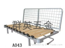 沙发床架 4