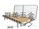 推拉式床架 2