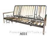 可立可拉式床架