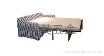 五金配件-抽屜式沙發床 3