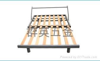 推拉式床架-五金 1