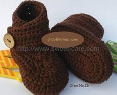 Handmade Hand Knit Croch