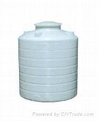 水处理设备平底水箱