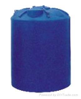 平底立式塑胶容器 1