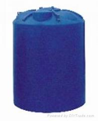 平底立式塑胶容器