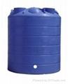 平底立式塑胶容器 2