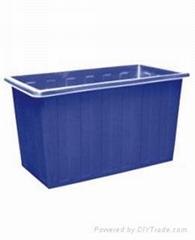 防腐塑料週轉方桶