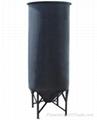 水处理设备供水设备锥底水箱 4