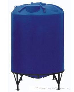 水处理设备供水设备锥底水箱 5