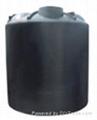 250L水處理設備平底儲罐