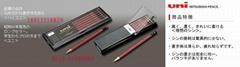 三菱硬度测试铅笔、UNI