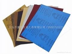 供應氧化鋁砂紙