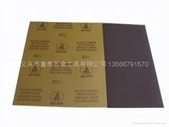 供應碳化硅耐水砂紙