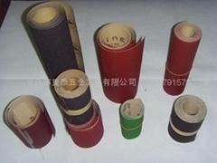 供應氧化鋁砂紙卷