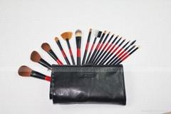 18-pieces Professiona Makeup Brush Set