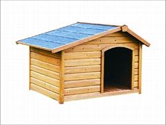 Dog Kennel / dog house DFD-001. Dimension:S:95*64*56.5cm ; M:118.8*84*74.4cm