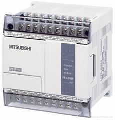 厂家   供应全新原装三菱PLC、FX1N-24MR-001