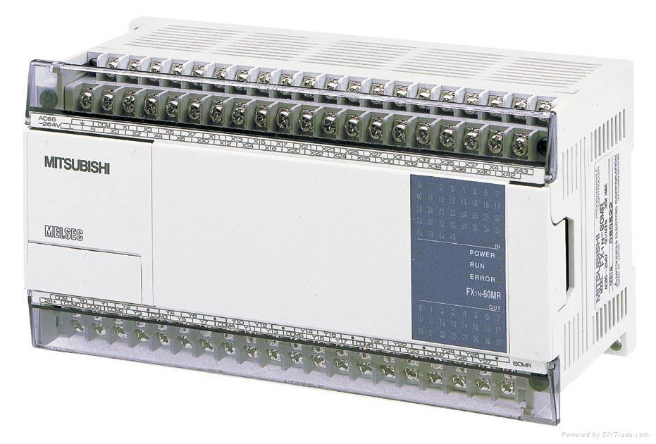 低价风暴-供应全新原装三菱PLC、FX1N-60MR-001 1