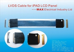 DS_Cable For iPADLCD Panel