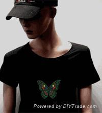 潮流音乐T恤