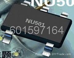 批发LED日光灯驱动芯片NU501 1A18