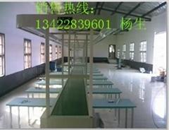 PVC非字台生產線