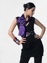 Fashion Satin Belt