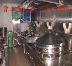 北京大型檔口商用后廚廚具