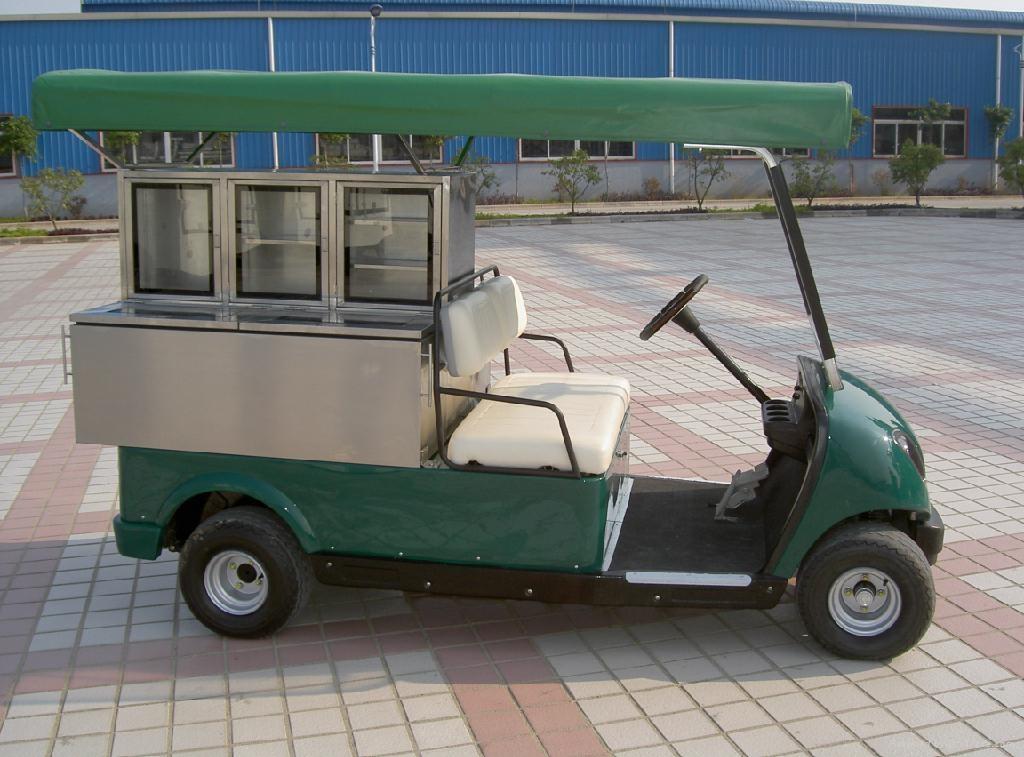 朗晴高爾夫球車 2