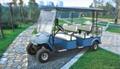 朗晴高爾夫球車 3