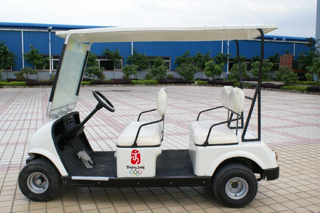朗晴高爾夫球車 4