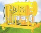 Transformer oil reclaimation unit