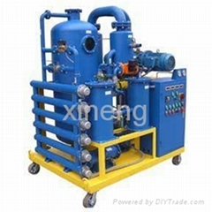 Transformer oil dehydration machinery