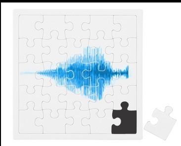 PPP的產品——音樂聲紋圖案拼圖  1
