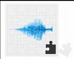 PPP的产品——音乐声纹图案拼图