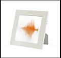 PPP的產品——音樂聲紋圖案相架 1
