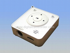 HOT Mini Music Pocket Projector Support PC MP3