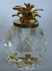 crystal perfume-bottle