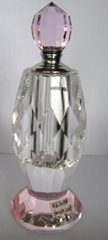 crystal scent bottle