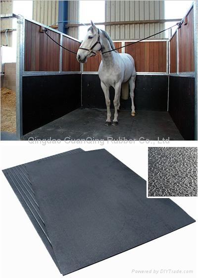 Horse Mat 2 Guanqing China Manufacturer Live
