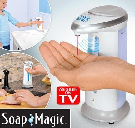 SOAP MAGIC 1