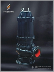 JYWQ自动搅匀潜水排污泵