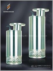 SQN不锈钢无堵塞潜水排污泵